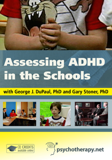 Assessing ADHD in the Schools