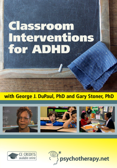 Classroom Interventions for ADHD