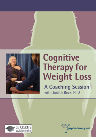 Cognitive Therapy for Weight Loss: A Coaching Session