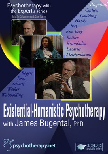 Existential-Humanistic Psychotherapy