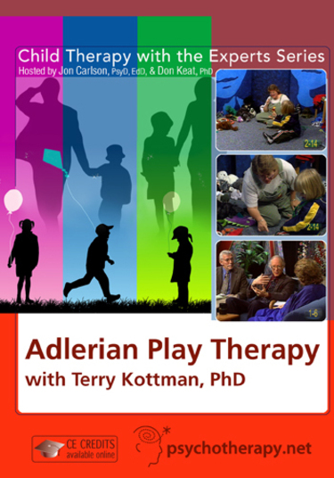 Adlerian Play Therapy