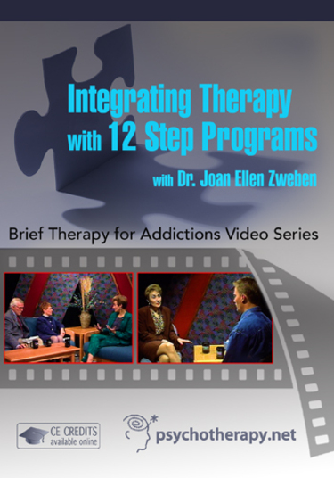 Integrating Therapy with 12-Step Programs
