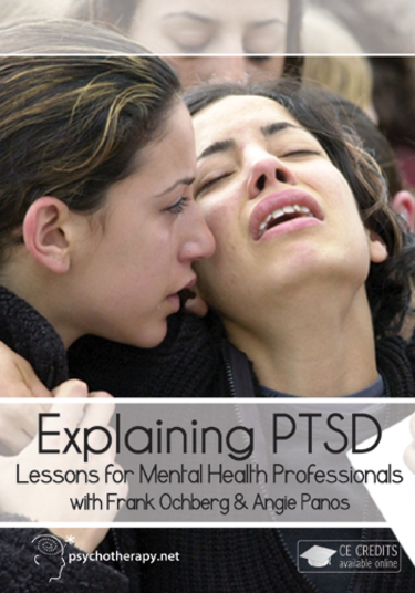 Explaining PTSD: Lessons for Mental Health Professional