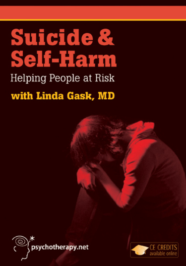 Suicide & Self-Harm: Helping People at Risk