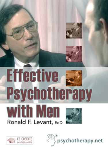 Effective Psychotherapy with Men