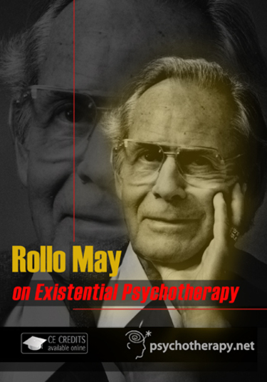 Rollo May on Existential Psychotherapy Video