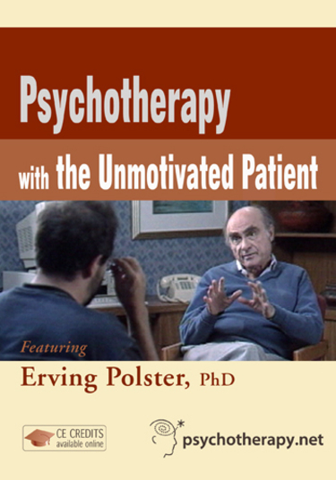 Psychotherapy with the Unmotivated Patient