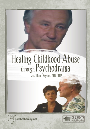 Healing Childhood Abuse through Psychodrama