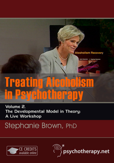 Treating Alcoholism in Psychotherapy: A Live Workshop