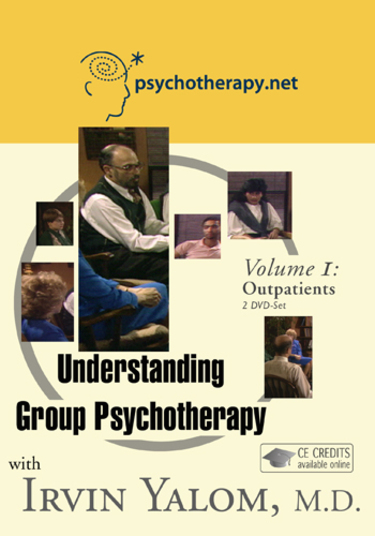 Understanding Group Psychotherapy-Volume I: Outpatients