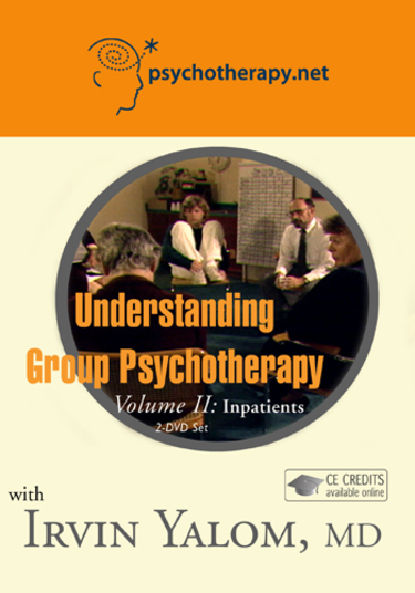 Understanding Group Psychotherapy-Volume II: Inpatients