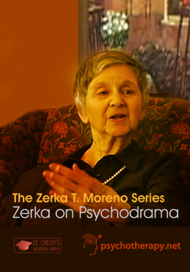 Zerka on Psychodrama