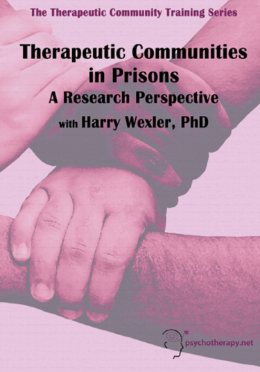 Therapeutic Communities in Prisons: A Research Perspective
