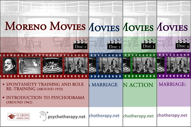 Moreno Movies: 4-Video Series