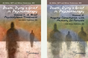 Death, Dying and Grief in Psychotherapy (2-Video Series)