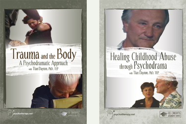 Healing Childhood Abuse and Trauma through Psychodrama (2-Video Series)