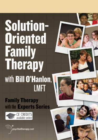 Solution-Oriented Family Therapy