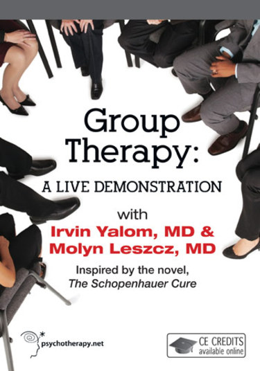 Group Therapy: A Live Demonstration