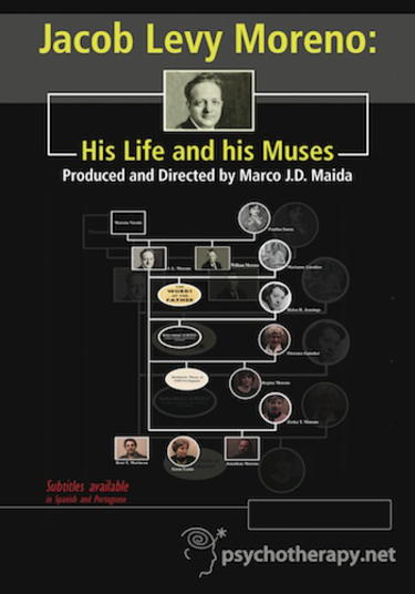 Jacob Levy Moreno: His Life and his Muses