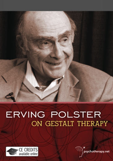Erving Polster on Gestalt Therapy
