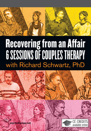 Recovering from an Affair: 6 Sessions of Couples Therapy