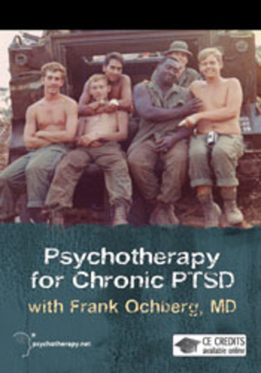 Psychotherapy for Chronic PTSD