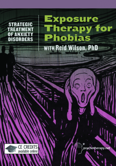 Exposure Therapy for Phobias