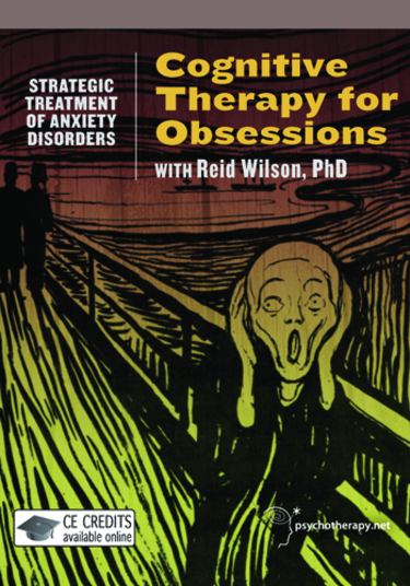 Cognitive Therapy for Obsessions