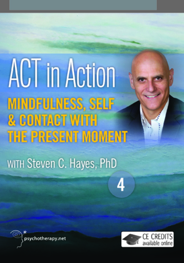 Mindfulness, Self, and Contact with the Present Moment