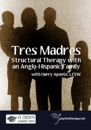 Tres Madres: Structural Therapy with an Anglo/Hispanic Family