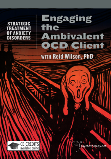 Engaging the Ambivalent OCD Client