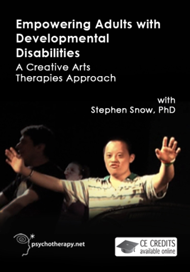 Empowering Adults with Developmental Disabilities: A Creative Arts Therapies Approach