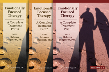 Emotionally Focused Therapy: A Complete Treatment (3-Video Series)