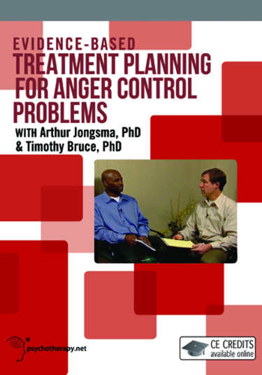 Evidence-Based Treatment Planning for Anger Control Problems