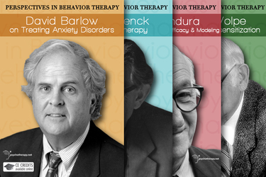 Perspectives in Behavior Therapy (8-Video Series)