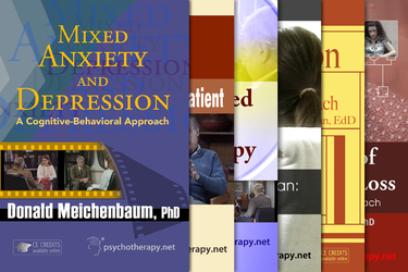 Assessment and Treatment of Psychological Disorders: 8-Video Series