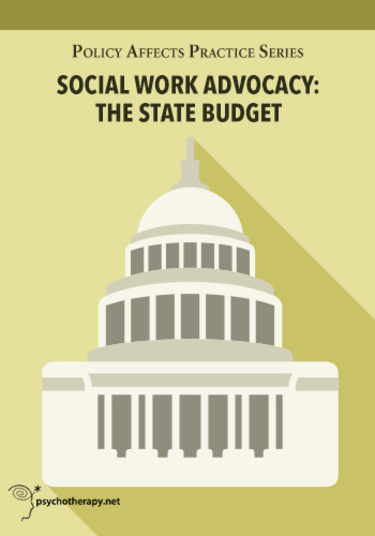 Social Work Advocacy: The State Budget