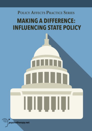 Making a Difference: Influencing State Policy