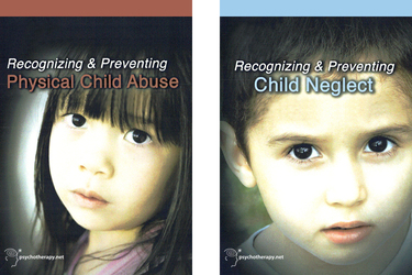 Child Abuse and Neglect: 2-Video Series