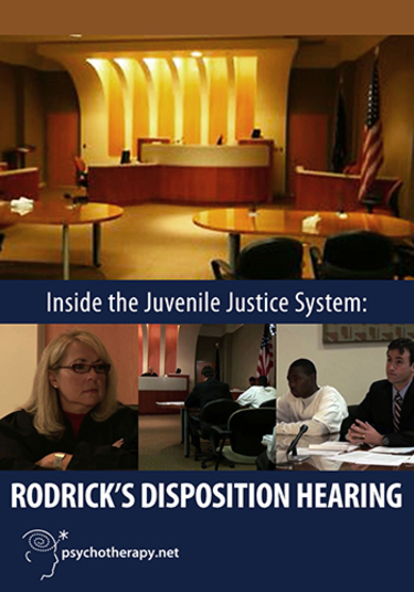 Inside the Juvenile Justice System: Rodrick's Disposition Hearing