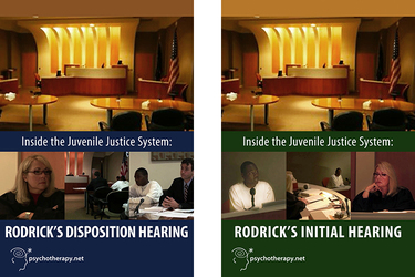 Juvenile Justice in Action (2-video series)