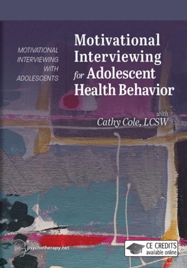 Motivational Interviewing for Adolescent Health Behavior