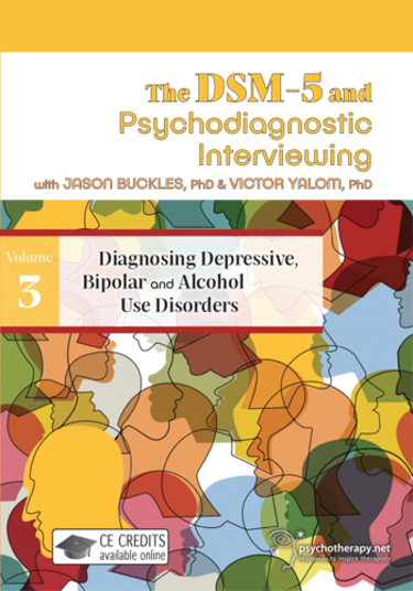 Diagnosing Depressive, Bipolar, and Alcohol Use Disorders