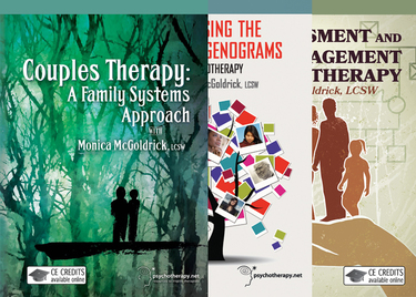 Using Family Systems Theory in Psychotherapy: 3-Video Series