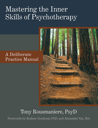 Deliberate Practice in Psychotherapy