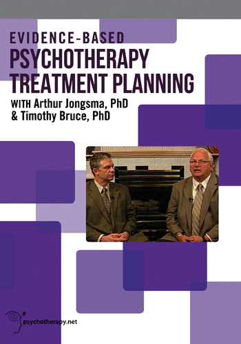 Evidence-Based Psychotherapy Treatment Planning