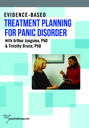 Evidence-Based Treatment Planning for Panic Disorder