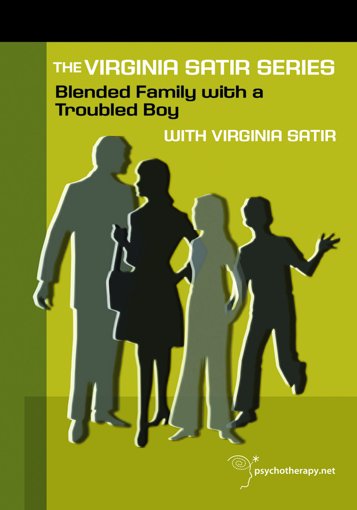 Blended Family with a Troubled Boy