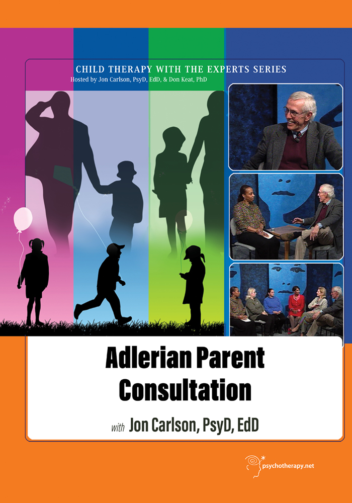 Adlerian Parent Consultation