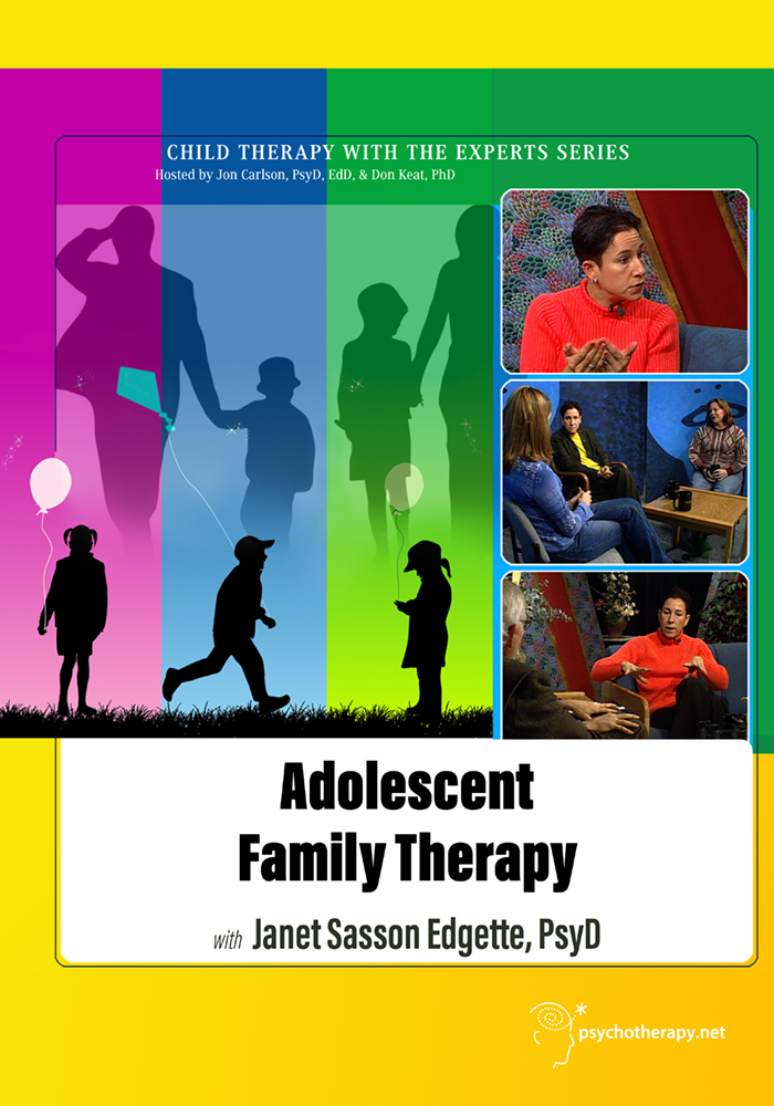 Adolescent Family Therapy